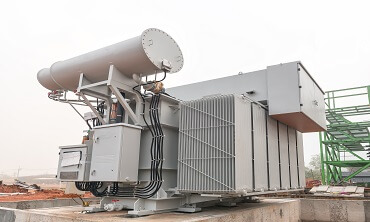 Master In Electrical 3 Phase Power Transformers
