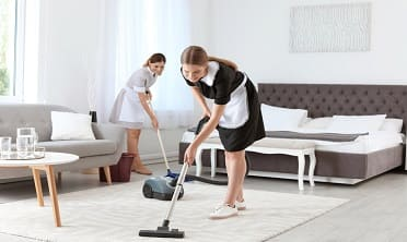 Hotel Cleaning - Clean Hotel Room - How to clean a room